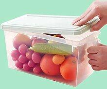 Kühlschrank Aufbewahrungsbox rechteckigen