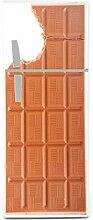 Kühlschrank Aufkleber Schokolade