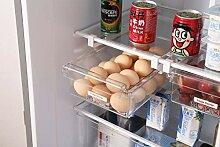 Kühlschrank-Ei-Aufbewahrungsbox, Schublade,