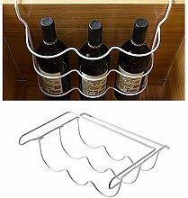 Kühlschrank Flaschenhalter Universal Weinregal