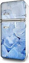 Kühlschrank-Folie Eiswürfel selbstklebend