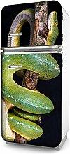 Kühlschrank-Folie Snake selbstklebend mehrere