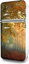 Kühlschrank-Folie Trees selbstklebend mehrere