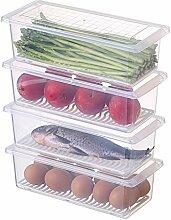 Kühlschrank rechteckige Aufbewahrungsbox