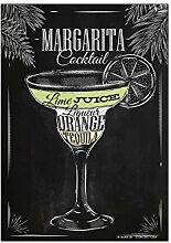 Kühlschrankmagnet Bar Party Margarita Cocktail
