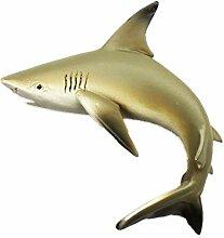 Kühlschrankmagnet Hai Malediven 3D Harz