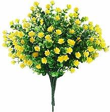 Künstlich Künstliche Grünpflanze Blumen