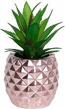 Künstliche Ananas-Dekoration für Zuhause, Büro,
