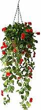 Künstliche Blume Girlanden Kunstseide Rosen