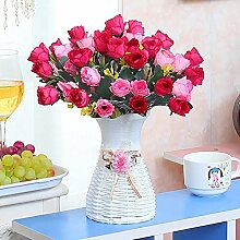 Künstliche Blumen,Künstliche Deko Blumen