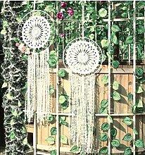 Künstliche Blumen Ring Heimdekoration Dekoration