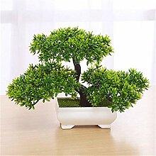 Künstliche Bonsai Baum Gefälschte Pflanzen