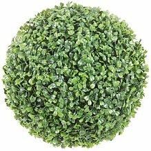 Künstliche Buchsbaumkugel 30 cm, Buchskugel 300