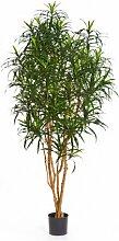 Künstliche Dracaena Anita, 1570 Blätter,grün, 180 cm - Kunstbaum / Kunstpalme / Künstliche Pflanze - artplants