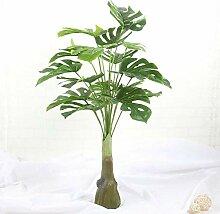 Künstliche Köstliches Fensterblatt Kunstpflanze