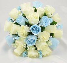 Künstliche Petals Polly Flowers Brautstrauß,