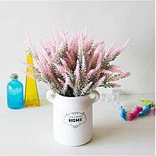 Künstliche Pflanze 1 Bündel Romantische