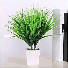 Künstliche Pflanze 1 stücke künstliche gras