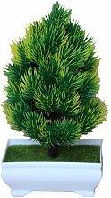 Künstliche Pflanze 1pc Topf Künstliche Kiefer