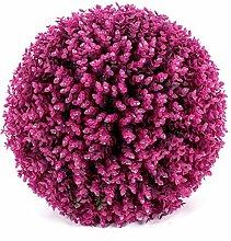 künstliche Pflanze Ball dekorative Buchsbaum