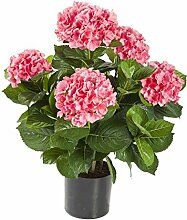 Künstliche Pflanze für Sommer - Hortensien Busch