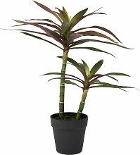 Künstliche Pflanze im Topf