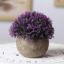 Künstliche Pflanze Mini Size Home Decorartificial