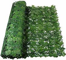 Künstliche Pflanze Wanddekoration Zaun Zaun Blatt