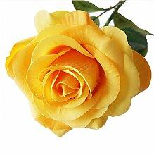 Künstliche Rose,Real Touch Silk Latexblume