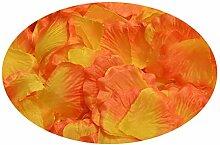 Künstliche Rosenblütenblätter, 500 Stück, 5 x