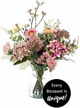 künstlicher Blumenstrauß Bouquet MYSTIC SUMMER