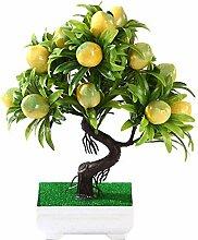 Künstlicher Bonsai Baum,Fellibay Künstliche
