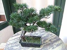 Künstlicher Bonsai in Schale - sehr dekorativ ca.