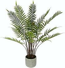 Künstlicher Farn im Topf Zimmerpflanze Pflanze