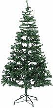 Künstlicher Tannenbaum AMOS mit Ständer, grün, 300 cm, Ø 165 cm - Kunstbaum / Christbaum - artplants