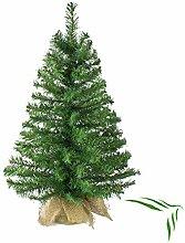 Künstlicher Tannenbaum ATHEN im Jutesack, 80