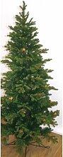 Künstlicher Tannenbaum mit Zapfen, 165 cm - Künstlicher Weihnachtsbaum / Kunsttanne - artplants