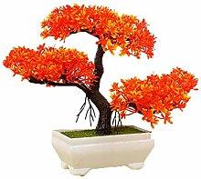 Künstlicher Topf Baum Bonsai Kunstpflanze