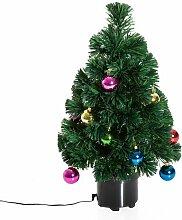 Künstlicher Weihnachtsbaum 60 cm Grün mit