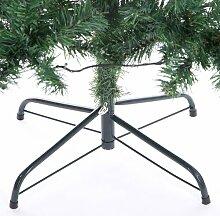 Künstlicher Weihnachtsbaum Grün mit 100