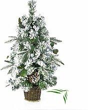 Künstlicher Weihnachtsbaum Helsinki im braunen