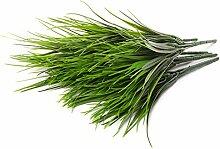 Künstlicher Weizengras grüne Pflanze Spray