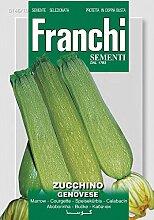 Kürbissamen - Zucchini Genovese von Franchi Sementi