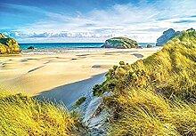 Küste strand fototapete wandbild vlies natur für