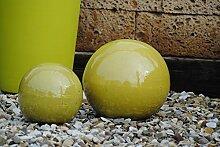 Kugel,frisches gelb/grün,limette,frostfest;30cm