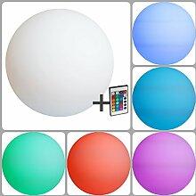 Kugel LED, Ziffernblatt, Lichterkette, 200cm, RGB