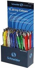 Kugelschreiber K20 Icy Colours sortiert 45ST -
