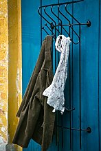 KUHEIGA Stabile Garderobe/Wandgarderobe aus