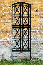 KUHEIGA Steckzaun H: 180cm B: 60cm aus Metall