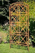 KUHEIGA Steckzaun H: 180cm B: 80cm aus Metall